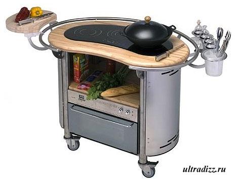 дизайн летней кухни 13