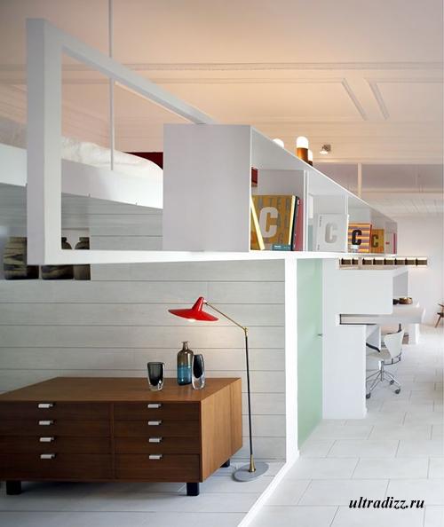 уникальный дизайн современного интерьера 4