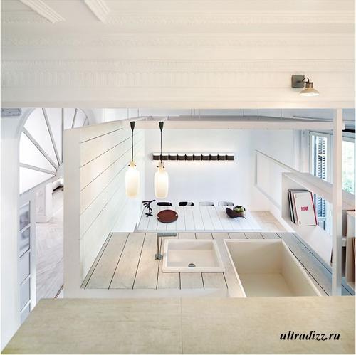 уникальный дизайн современного интерьера 14