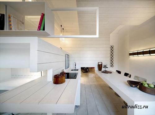 уникальный дизайн современного интерьера 10
