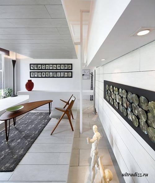 керамическая плитка в современном доме