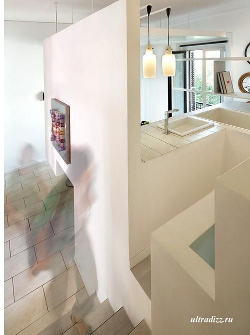 уникальный дизайн современного интерьера 13