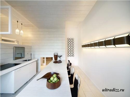 уникальный дизайн современного интерьера 9