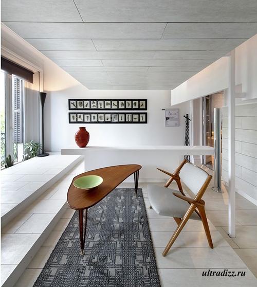 уникальный дизайн современного интерьера 2