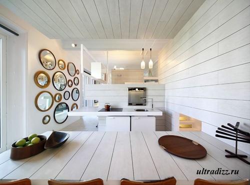 уникальный дизайн современного интерьера 11