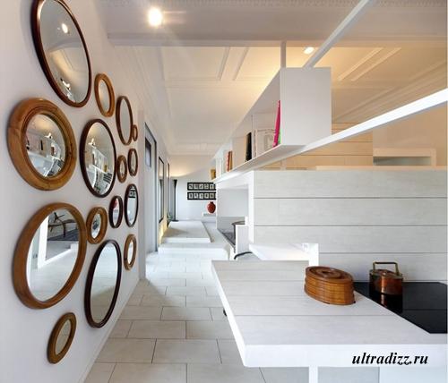 уникальный дизайн современного интерьера 6