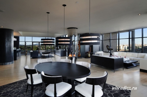 дизайн роскошного дома