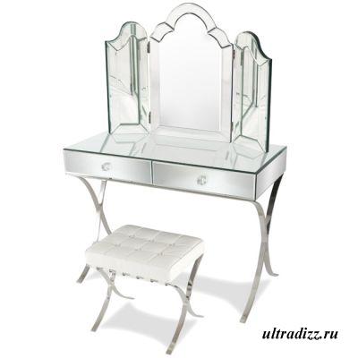 зеркальный комплект для спальни