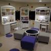 детская белая мебель