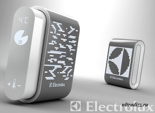 новый холодильник Электролюкс