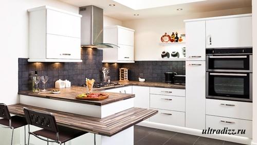 современная кухонная мебель 9