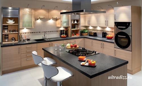 современная кухонная мебель 4