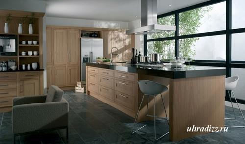 современная кухонная мебель 6