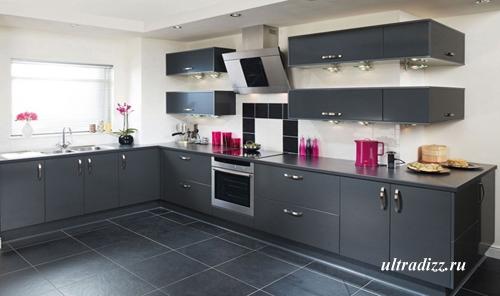 современная кухонная мебель 2