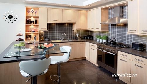 современная кухонная мебель 3