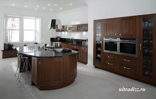 современная кухонная мебель 5