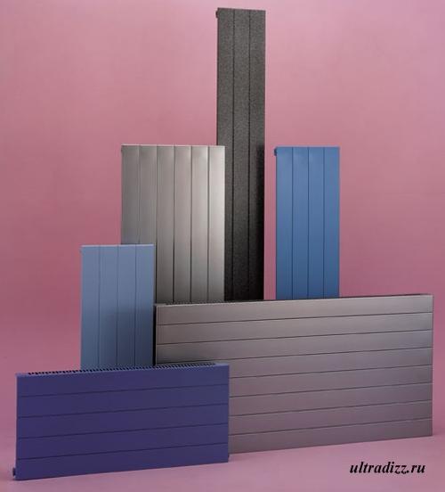 современные металлические радиаторы