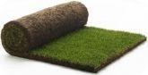 рулонный травяной газон