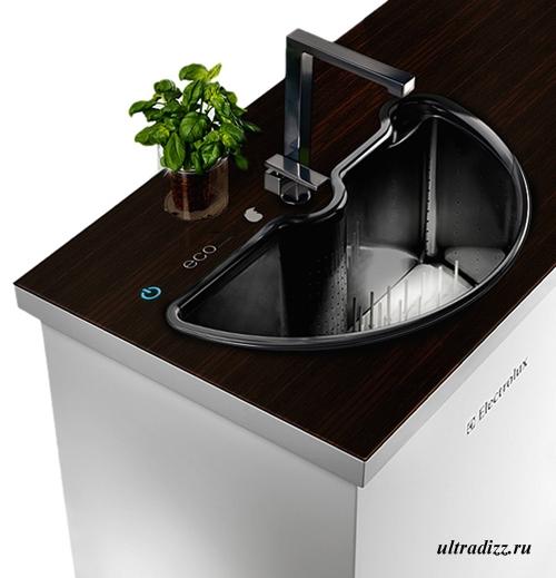 кухонная раковина Электролюкс
