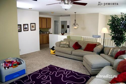 нейтральный цвет в интерьере квартиры