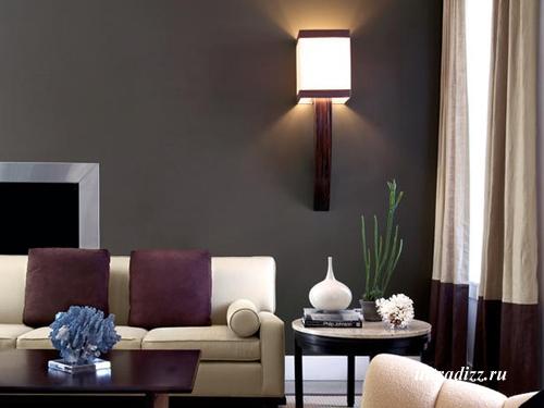 серый цвет в интерьере 2