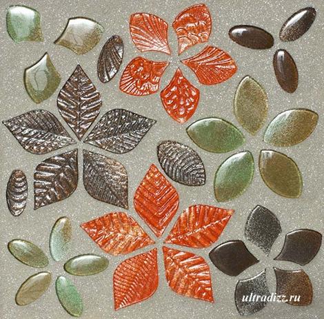 мозаика из стекла Vetrovivo 4