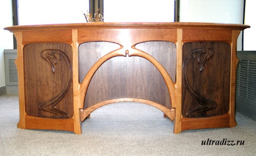 современная мебель в стиле модерн 3