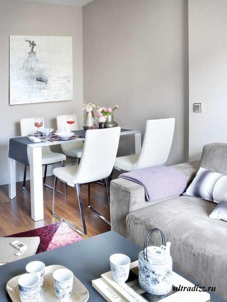 дизайн маленькой квартиры 4