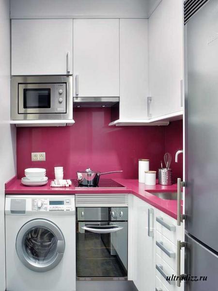 дизайн маленькой квартиры 3