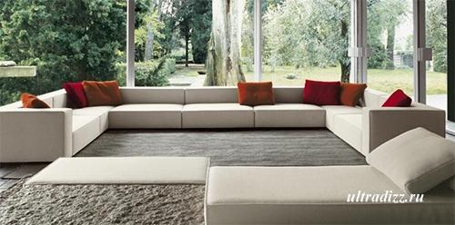 современные диваны 4