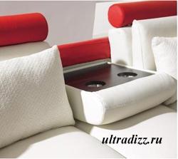 элементы современных диванов