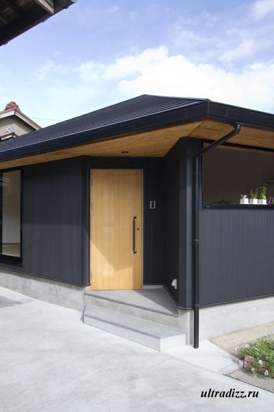пятиугольный дом