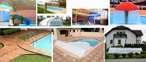 эксклюзивное оборудование для бассейнов
