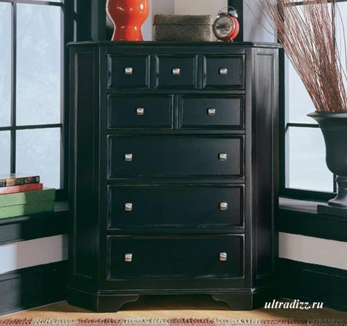 угловая мебель для узких простенков 3