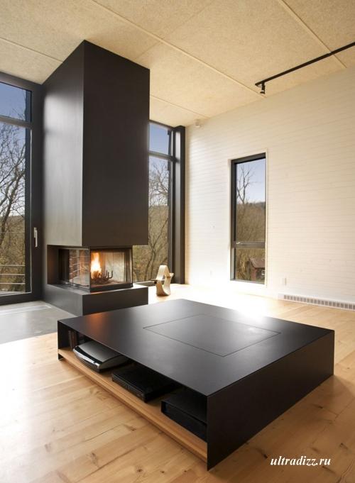дизайн интерьера частного дома 2
