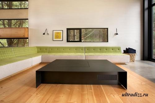 дизайн интерьера частного дома 1