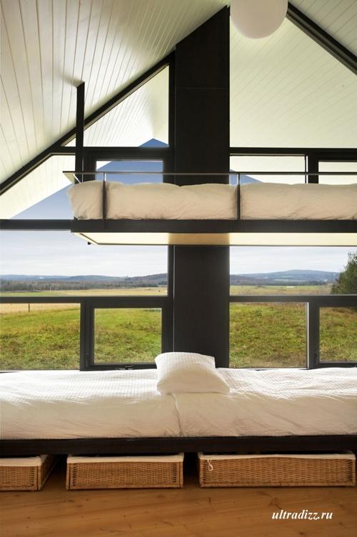 дизайн интерьера частного дома 12