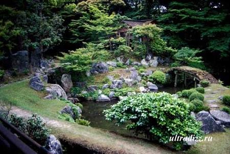 ландшафт в японском стиле 1