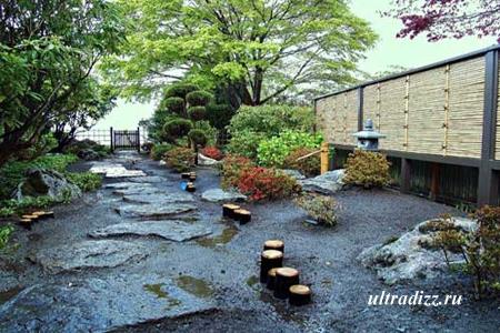 ландшафт в японском стиле 6