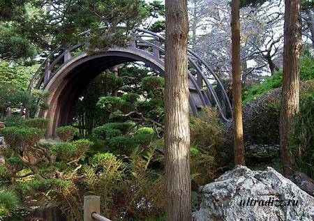 ландшафтный дизайн в японском стиле 3