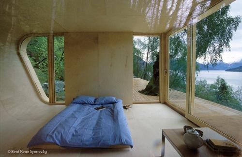 современный загородный дачный домик 3