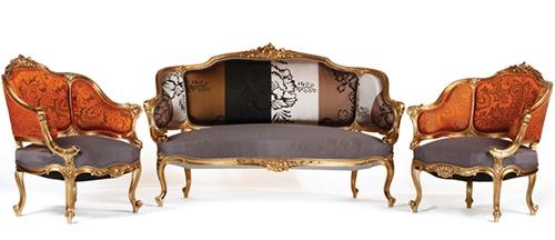 дизайнерская мягкая мебель 5