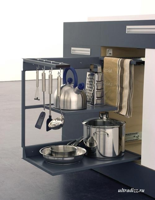 мебель для маленькой кухни 5