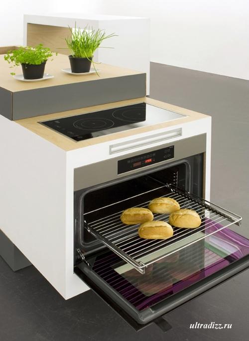 мебель для маленькой кухни 4