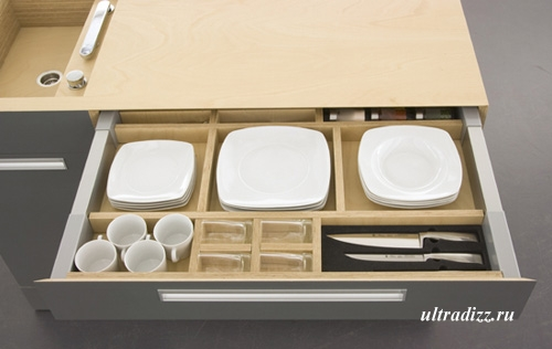 мебель для маленькой кухни 6