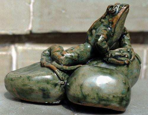 ландшафтная керамика Люси Смит 2
