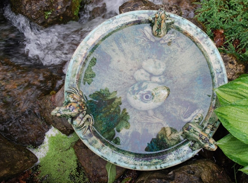 ландшафтная керамика Люси Смит 7