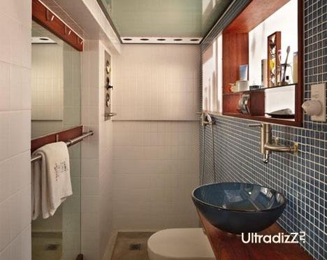 интерьер маленькой квартиры 6