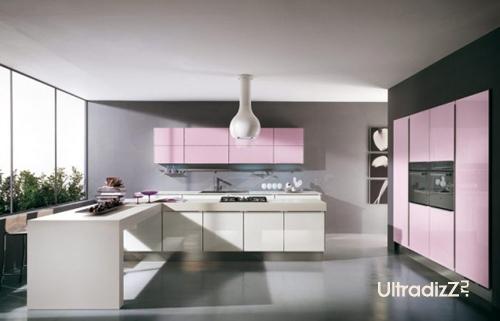 кухни со встроенной техники