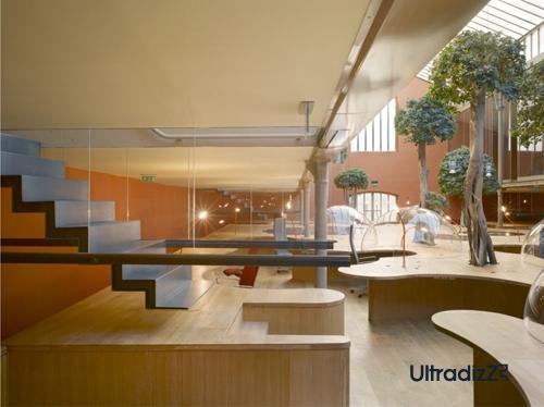 дизайн интерьера офиса 1